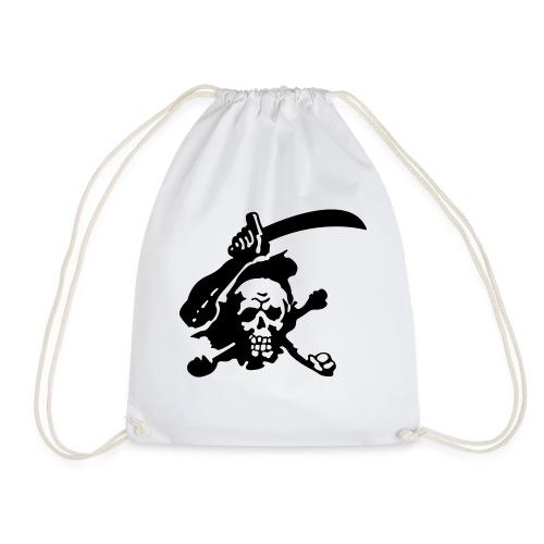 Skull Attack - Drawstring Bag