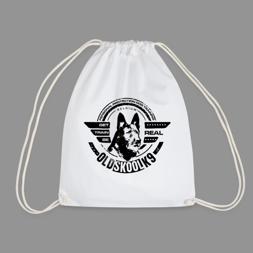 OldSkoolK9 - Drawstring Bag