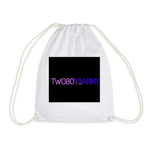 Old TwoBoysArmy - Turnbeutel