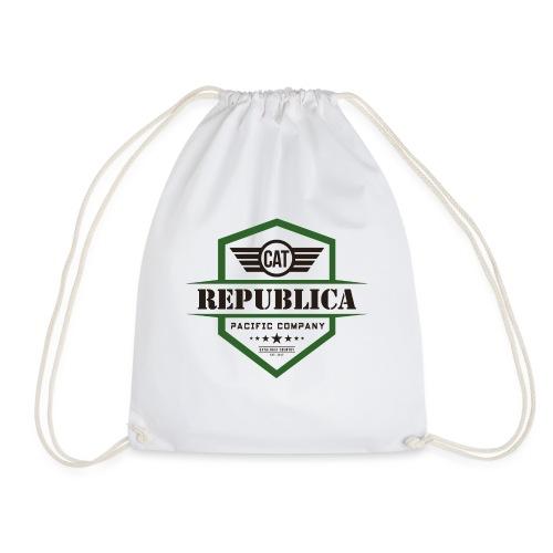 REPUBLICA CATALANA color - Mochila saco