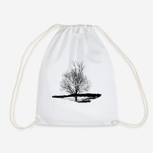 Tree #001 - Drawstring Bag