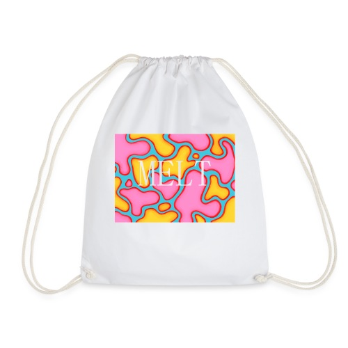 MELT - Drawstring Bag