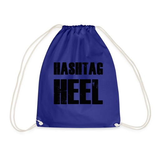 hashtagheel - Drawstring Bag