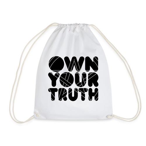 Own Your Truth - Sac de sport léger
