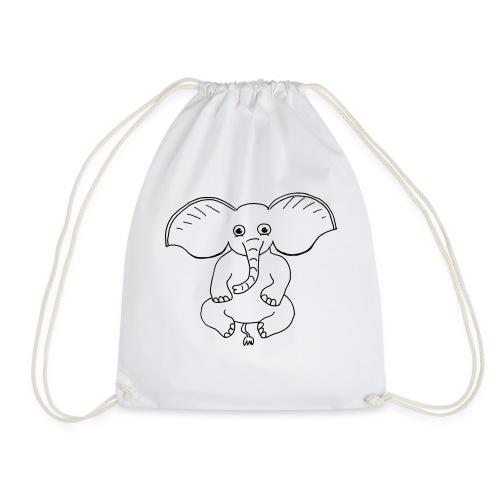 Elefant - Gymnastikpåse