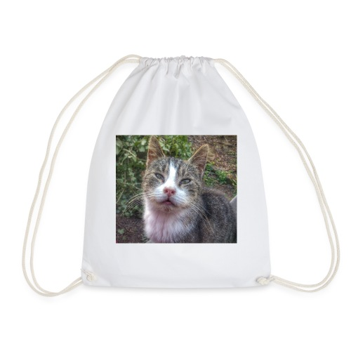 Katze Max - Turnbeutel