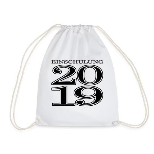 Einschulung 2019 - Turnbeutel