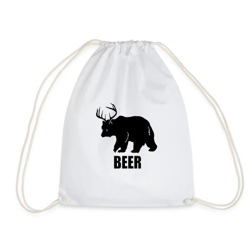 Macs Bear - Drawstring Bag