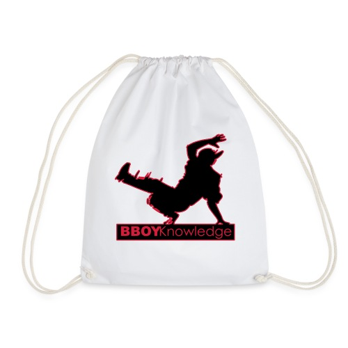 Bboy knowledge Logo Multi color,make your choice - Sac de sport léger
