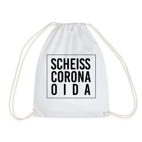Scheiss Corona - Turnbeutel