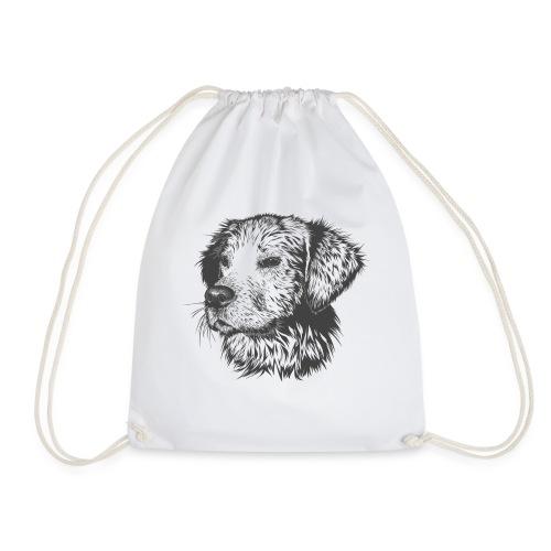 Mirada canina - Mochila saco