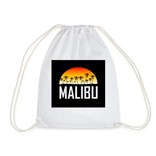 Malibu Nights - Drawstring Bag