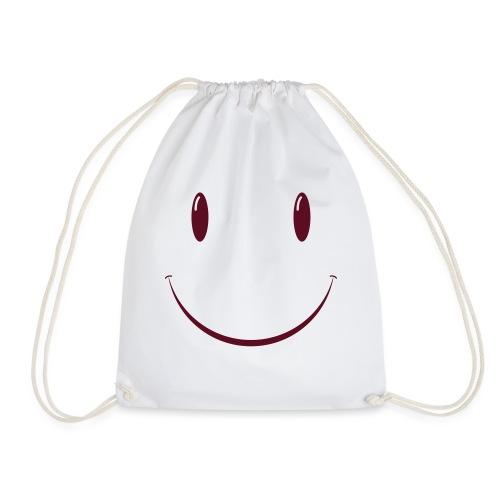 Smiling Face - Turnbeutel
