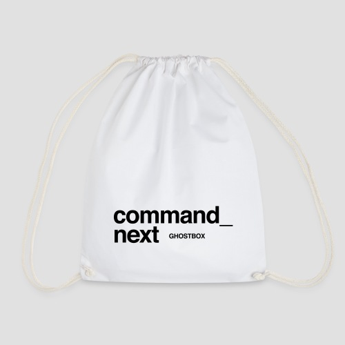 Command next - Turnbeutel