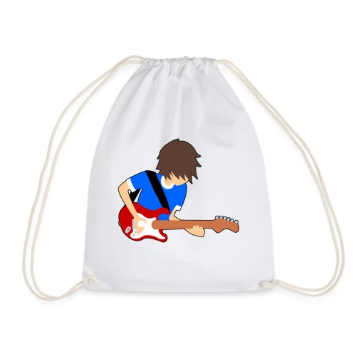 Guitar - Drawstring Bag
