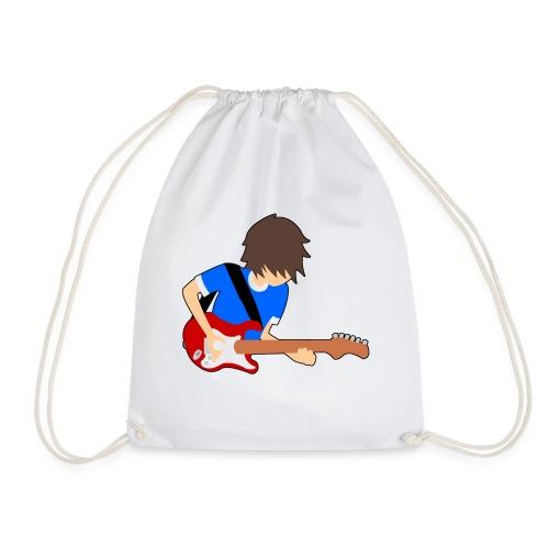 Guitar - Drawstring Bag