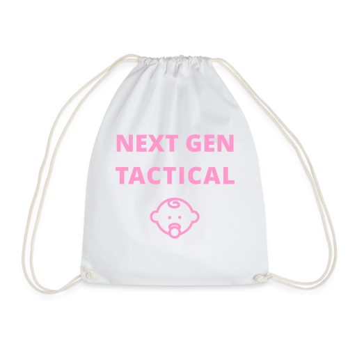 Tactical Baby Girl - Gymtas