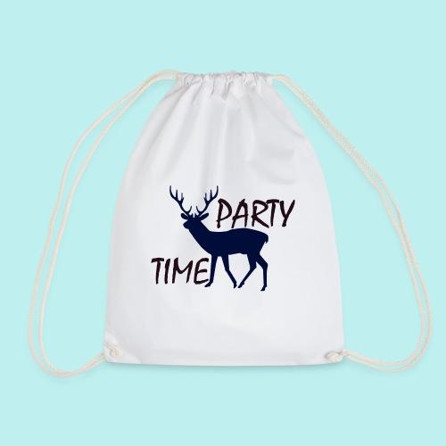 Party time - Drawstring Bag