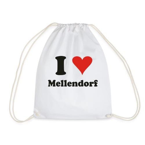 ILoveMellendorf - Turnbeutel