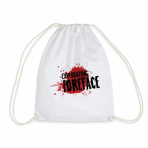 Eplodating Foreface - Drawstring Bag