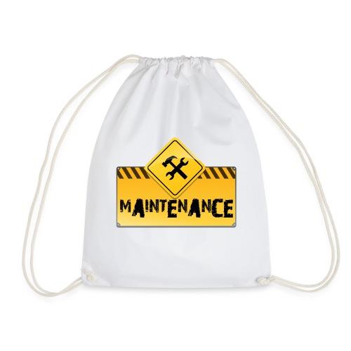 Maintenance - Drawstring Bag