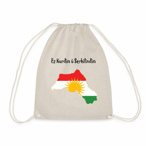Ez kurdim u serbilindim - Gymnastikpåse