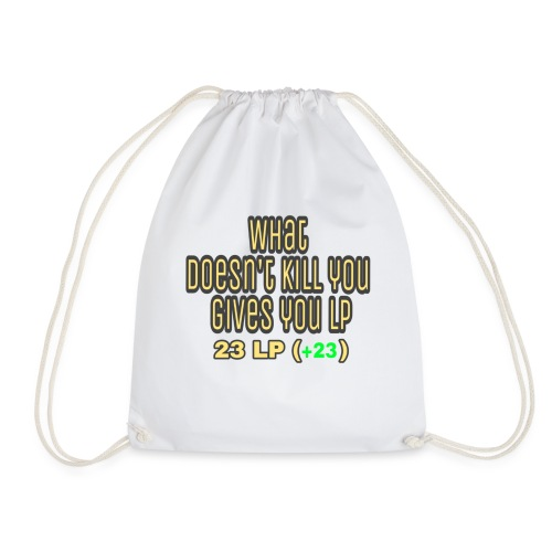MissLP - Drawstring Bag