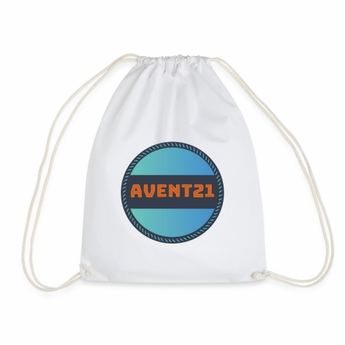 avent21 logo - Drawstring Bag