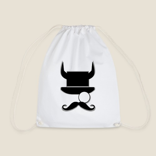 Gentle Barbarians - Drawstring Bag
