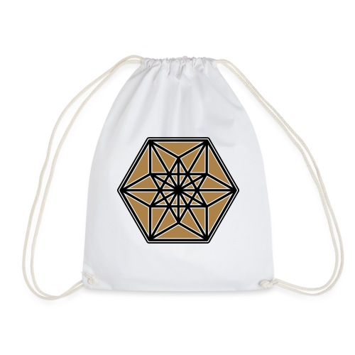 Kuboktaeder, Buckminster Fuller, Heilige Geometrie - Turnbeutel