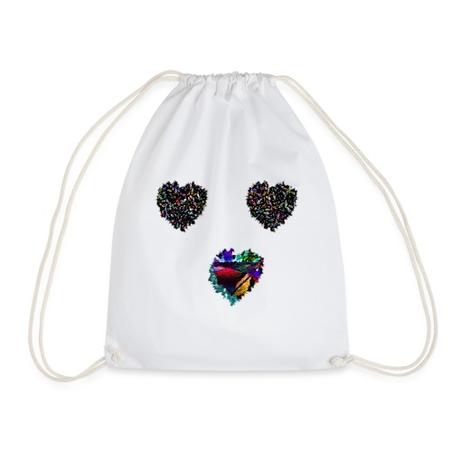 Heart - Mochila saco