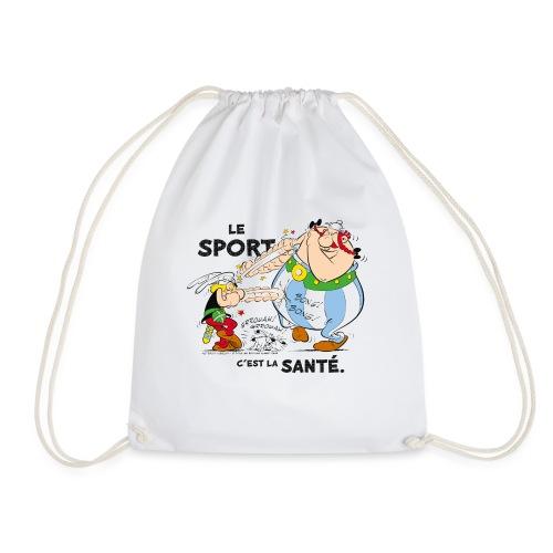 Astérix et Obélix - Le sport c'est la santé - Sac de sport léger