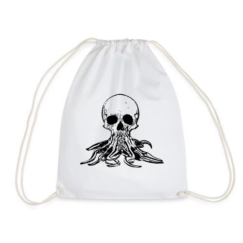 Octoskull - Drawstring Bag