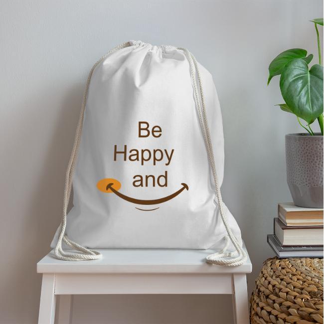 Etre heureux et sourire
