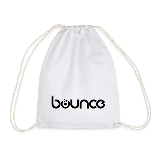 Bounce Black - Turnbeutel