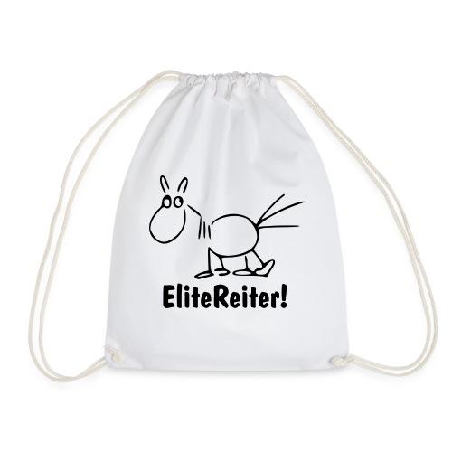Bei X halten - EliteReiter! - Turnbeutel
