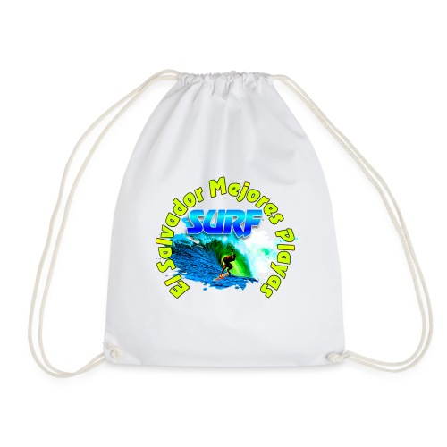 El Salvador surf - Mochila saco