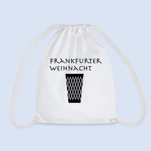 Frankfurter Weihnacht - Turnbeutel