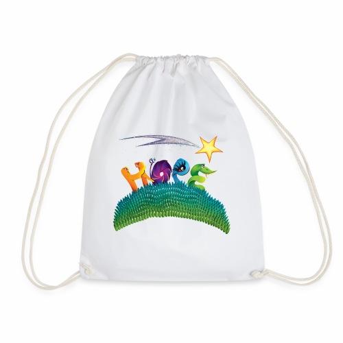 Hope - Drawstring Bag