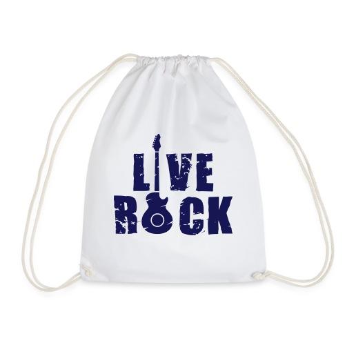 Live Rock - Sacca sportiva
