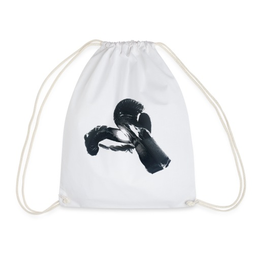 boxing gloves (Saw) - Drawstring Bag