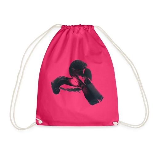 boxing gloves (Saw) - Drawstring Bag