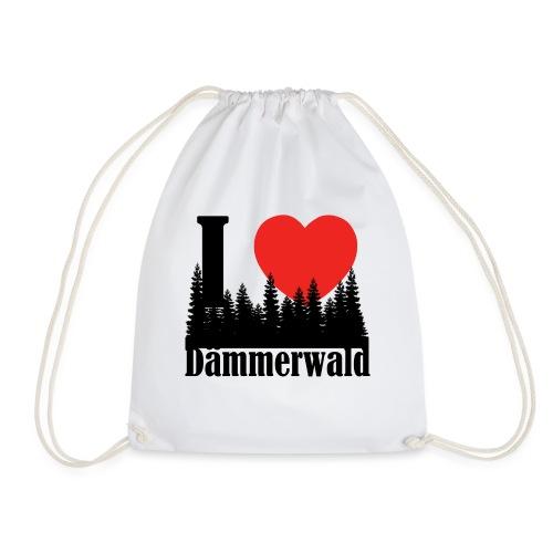 I LOVE DÄMMERWALD - Turnbeutel
