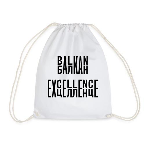 Balkan Excellence vert. - Drawstring Bag