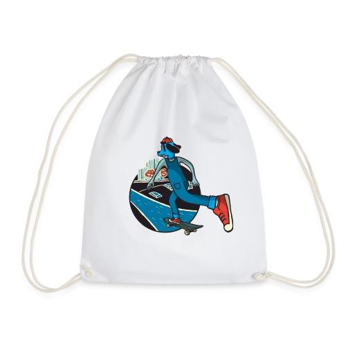 Skater Dog - Mochila saco