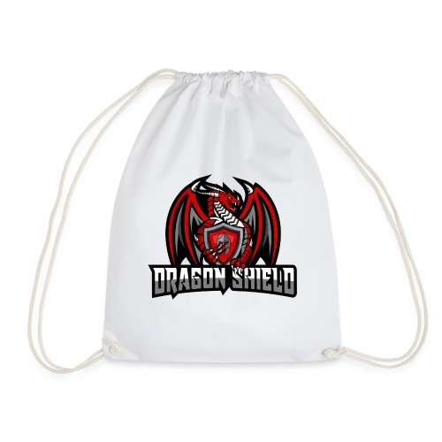 Dragon Shield - Drawstring Bag