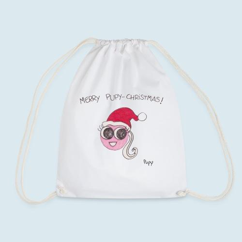Merry Pupy Christmas - Sacca sportiva
