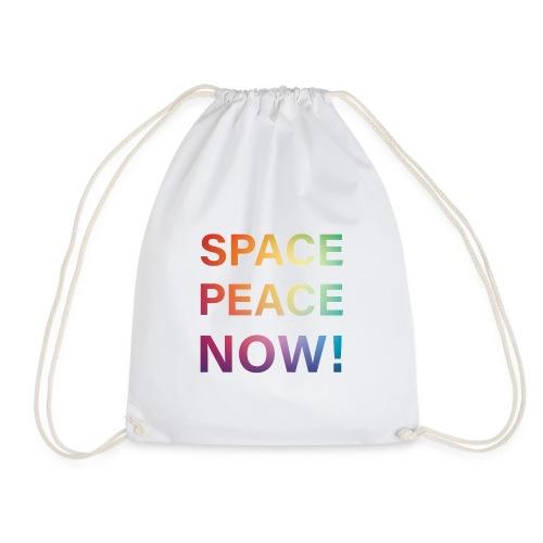 space peace now - Sportstaske