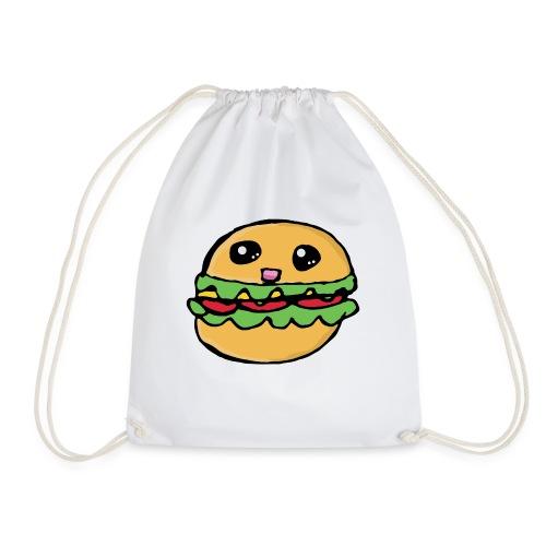 Hamburger kawai - Sac de sport léger