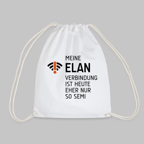 ELAN Verbindung - Turnbeutel